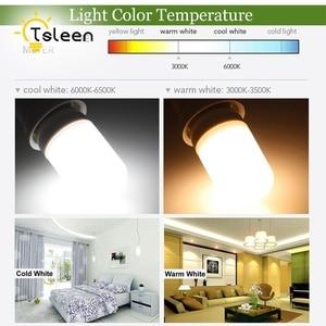 Image 5 - TSLEEN 1PC NOVO Milho LED Lâmpada E27 E14 GU10 G9 B22 7W 9W 12W 15W 20W 25W Levou Luz AC 220V Lâmpada Led Lustre Luz Spotlight