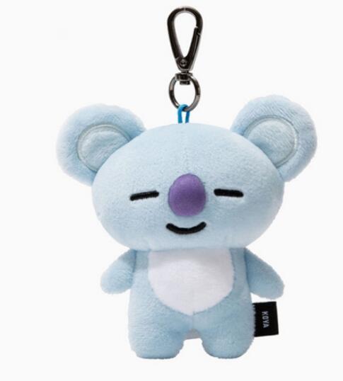 Брелок плюшевая игрушка к-поп BTS в ассортименте 4