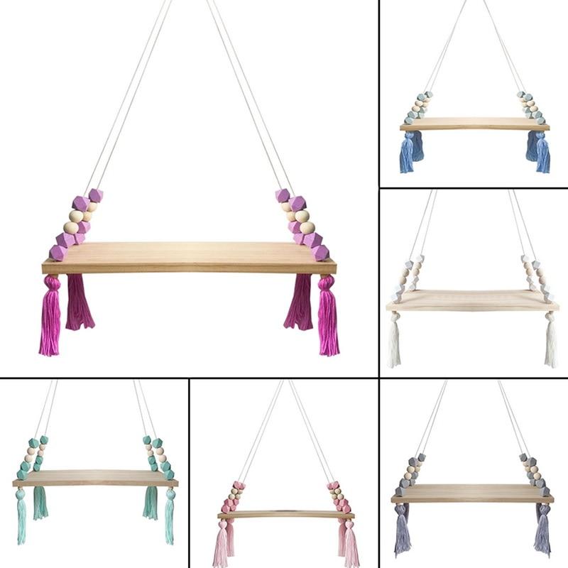 Hot Sale Loozykit Children Bedroom Organizer For Toys Wooden Shelves