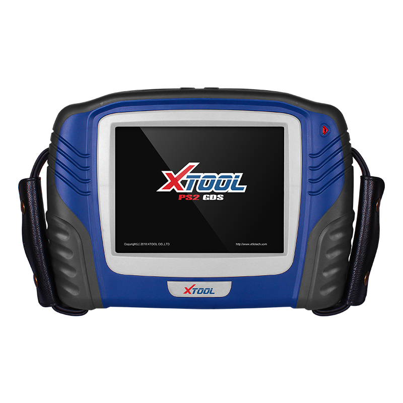 [XTOOL Distribuidor] 100% Original XTOOL PS2 GDS Gasolina Carro Universal Ferramenta de Diagnóstico Atualização Online 3 Anos de Garantia