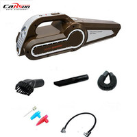 CARSUN 4 In 1 Super Suction120W Portable Car Vacuum Cleaner Wet And Dry Dual Use Auto Cigarette Lighter Filter 12V 8801