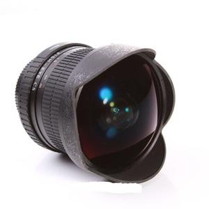 Image 2 - JINTU lente ojo de pez gran angular de 8MM F/3,5 MF, compatible con Canon EOS 760D 750D 700D 650D 600D 1200D 80D 70D 60D 77D SLR Cámara