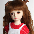 BJD Куклы смолы цифры 1/6 bjd bb кукла Элин девушка игрушка
