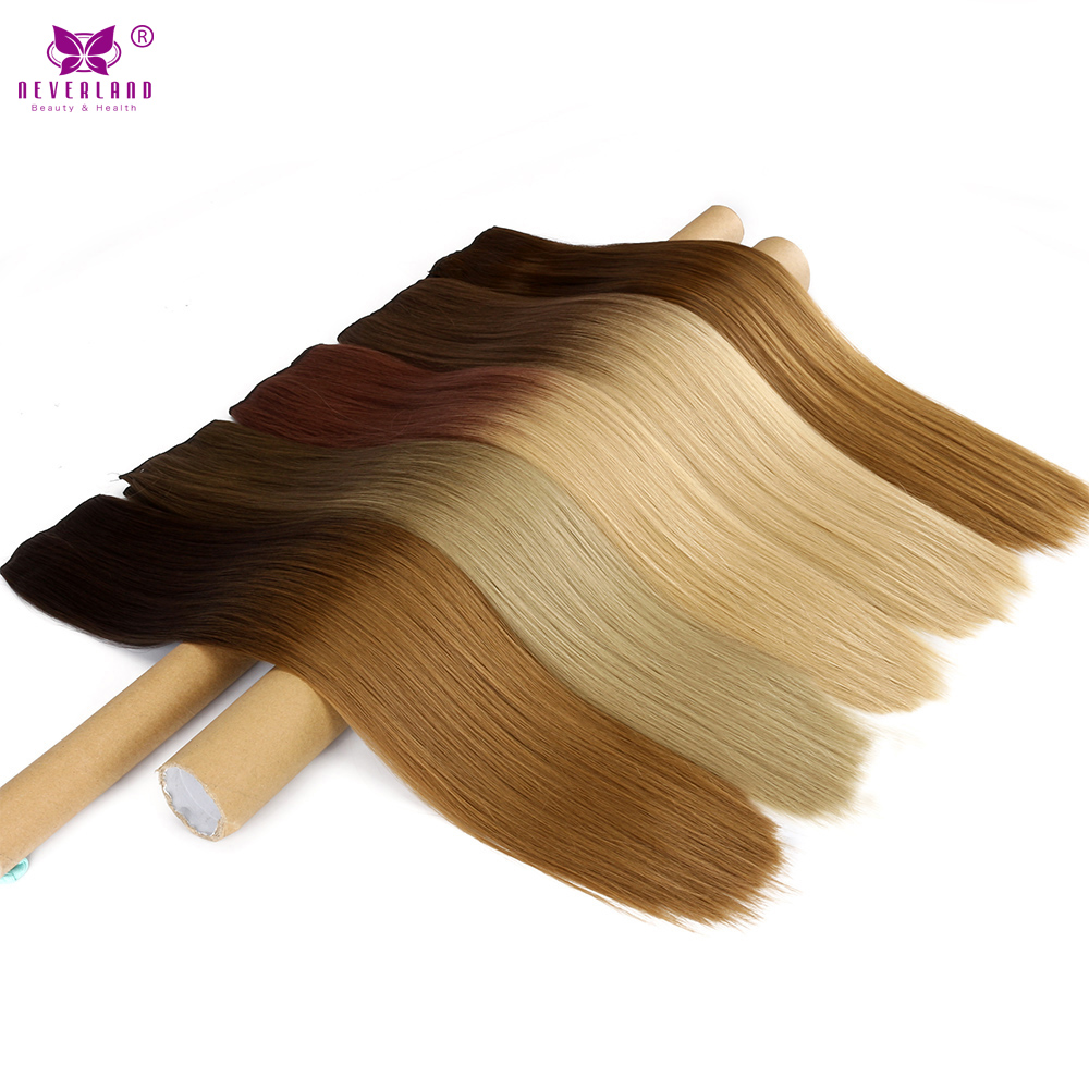 Neverland 24 Quot 60cm Straight Synthetic Hair Extension Ombre