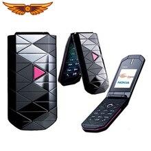 7070 Nokia 7070 2G разблокированный дешевый Восстановленный сотовый телефон