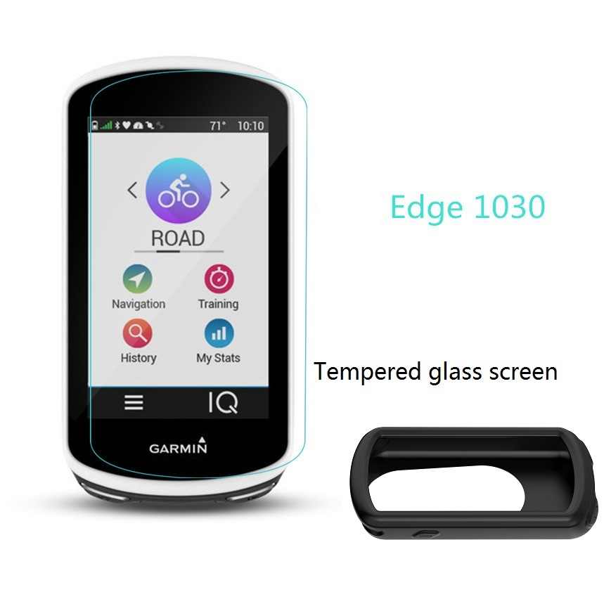 Garmin edge 1000 high quality bicycle bicycle computer GPS touch screen Blackred
