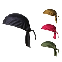 Quick Dry Cycling Caps Outdoor Sports MTB Bike Hats Cap Running Riding Bandana Headscarf Head Scarf Hat For Man Woman Windproof