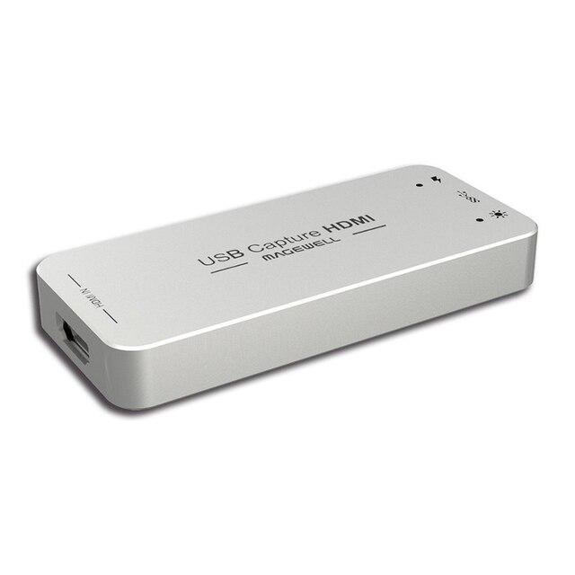 МАХА HD HDMI USB 3.0 Захвата Ключа