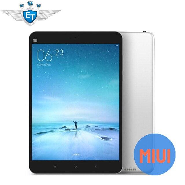 Оригинал Xiaomi Mipad 2 MI Pad 2 Intel Atom X5 Tablet ПК 7.9 Дюймов 2048X1536 Retina 2 ГБ RAM 8MP 6190 mAhFull Металлический Корпус