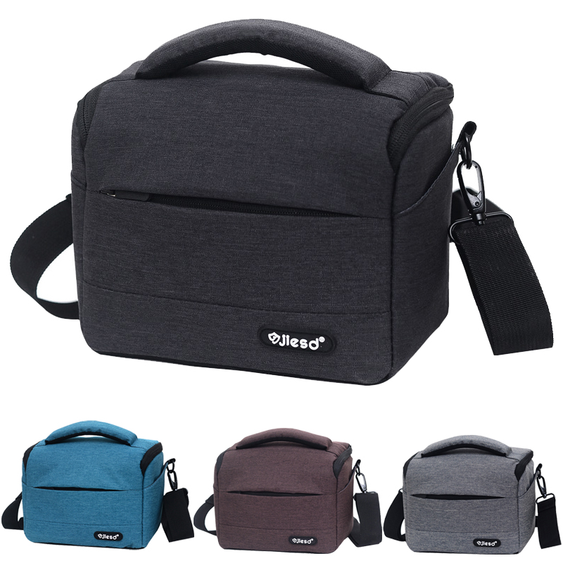Camera Bag Nylon Case Photo Video Photography Should Bags for Canon Nikon D3300 D800 Sony Pentax Samsung Panasonic DSLR Camera