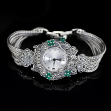 jewelry S925 wholesale silver accessories factory direct selling Thai Seiko Bracelet Watch