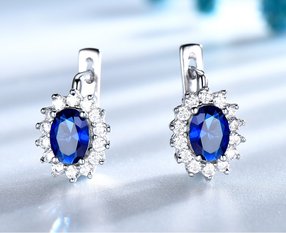 UMCHO-Sapphire-925-sterling-silver-clip-earrings-for-women-EUJ074S-1-pc_02