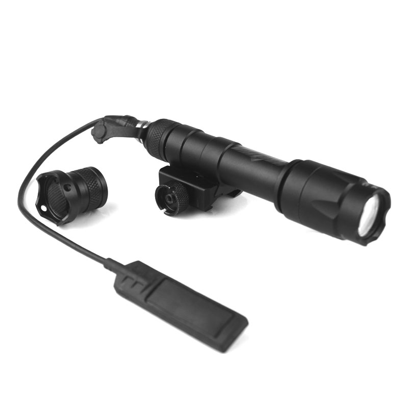 alta qualidade m600c 180 lumens scout lanterna airsoft tatico tocha arma luzes caber 20mm ferroviario frete