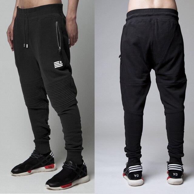 fast color big selection of 2019 choose authentic US $29.99 |DXpe chef men jogger pants jogging pants trousers sweatpants  fake designer clothes band hip hop streetwear high end swag pyrex ใน DXpe  chef ...