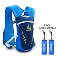 AONIJIE   Running   Backpack Marathon Hydration Nylon 5.5L Outdoor   Running   Bags Hiking Backpack Vest Marathon Cycling Backpack E885