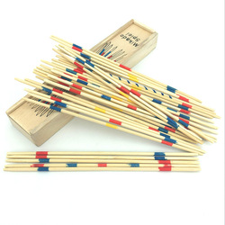 2 4 lata dzieci dziecko edukacyjne drewniane zabawka matematyczna Mikado Spiel Pick Up kije dzieci liczba liczenia Montessori klasyczne zabawki|Zabawki matem.|   -
