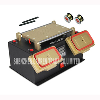 1pc complete set 3 in 1 Multifunction LCD Touch Screen Repair pump separator machine  7 inches below the mobile phone