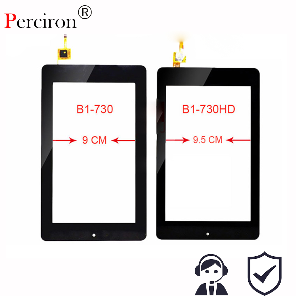 New 7'' inch TESTED Touch screen For Acer Iconia One 7 B1-730 B1-730HD Touch Panel Digitizer Replacment Free shipping for acer iconia one 7 b1 750 b1 750 black white touch screen panel digitizer sensor lcd display panel monitor moudle assembly