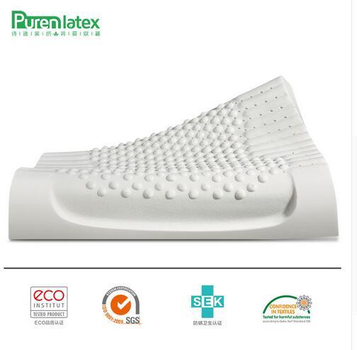 Tailand Natural Latex Pillow Orthopedic Cervical Neck Pillow Bed Sleeping Pillows