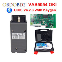 Newest VAS 5054A With OKI Chip VAS5054A Bluetooth ODIS 4 1 3 For VW AUDI SKODA