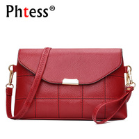 PHTESS New Women Messenger Bags 2017 Vintage Clutch Bag Sac A Main Crossbody Bags For Women