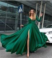 2019 Eslieb вечернее платье на заказ HA113