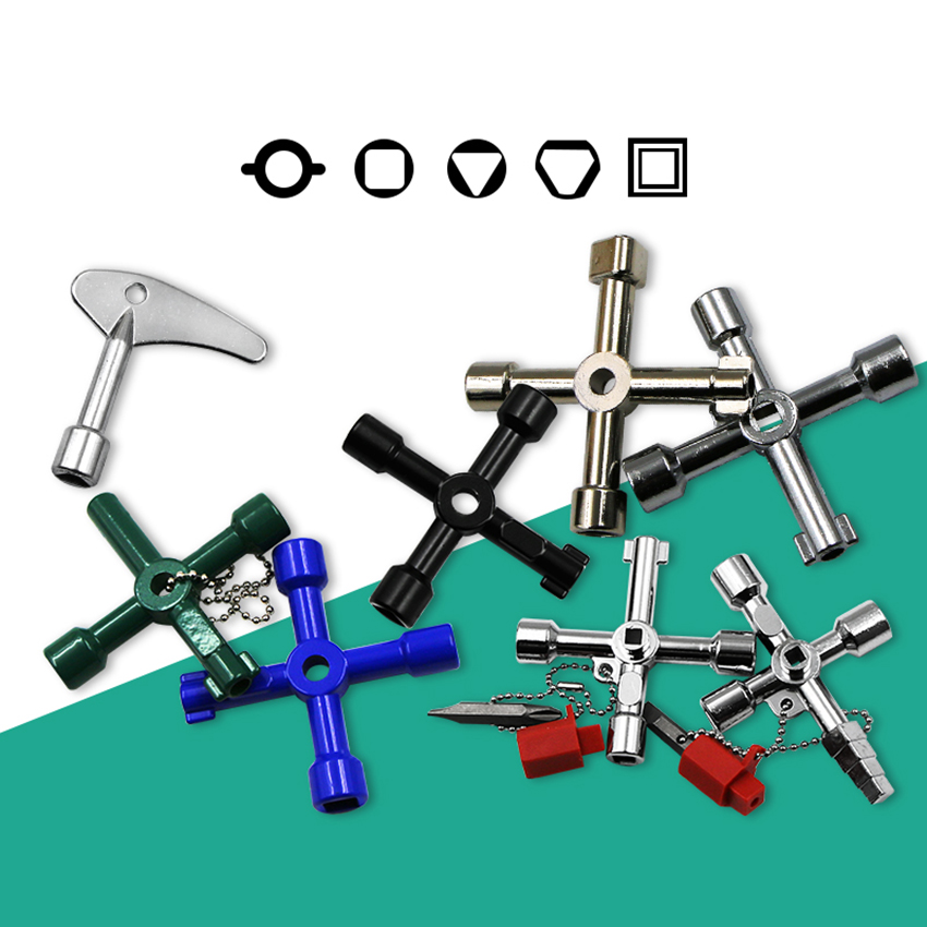 Multifunction Wrenches 4 Ways Universal Triangle Wrench