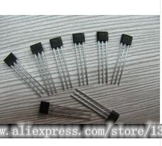 10pcs/lot 49E Hall Element OH49E SS49E Hall Effect Sensor Linear Switch In Stock