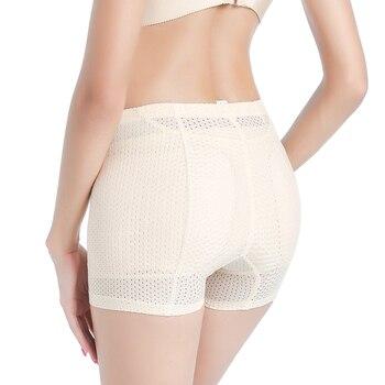 Booty Hip Enhancer Invisibla Lift Butt Lifter Shaper Padding Panty Push Up Bottom Boyshorts Sexy Shapewear Panties Hip Padded 5