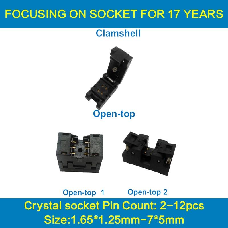 Customized Crystal oscillator socket for SiTime Time Machine II mems oscillator programmer vcxo tcxo ocxo vco vcxo tcxo ocxo vco tejinder pal singh rf mems a technological aspect