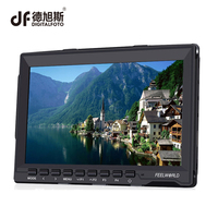 Feelworld FW759 7 Inch Field Monitor 1280 X 800 Video Camera LCD Monitor With HDMI Peaking