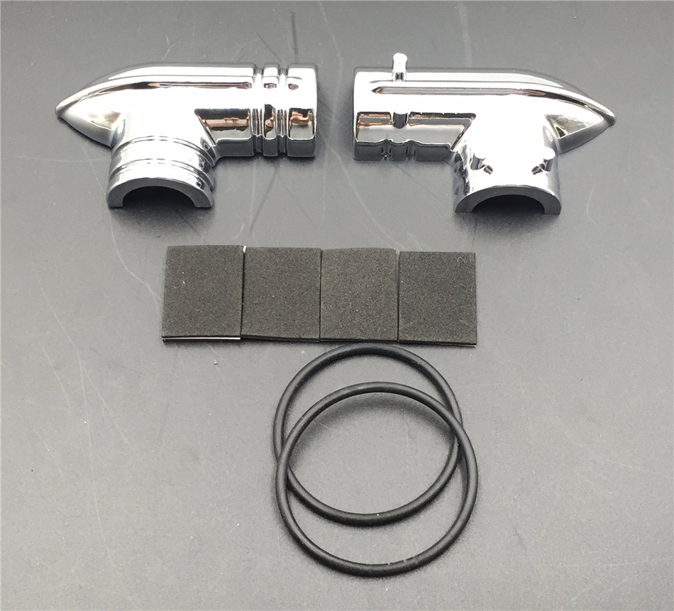 Aftermarket free shipping Cover For Harley Davidson Fuel Injected Electra Glides Road Glides Road Kings Street Glides Trikes CD aftermarket cnc air cleaner cover trim for harley davidson fld dyna switchback flhr road king electra glide classic xl 1200c spo