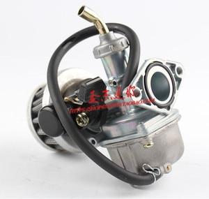 Image 2 - موتور مخزن PZ19 19 مللي متر دراجة نارية المكربن 50cc 70cc 90cc 110cc 125cc ATV الترابية دراجة الذهاب كارت خنق Taotao carburettor