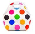 Qualidade Duplas Neoprene Lunch Bags para Mulheres Recipiente de Alimento Thermo Bolsa Térmica Refrigerador Lunch Box Para Crianças Tote Bolsa