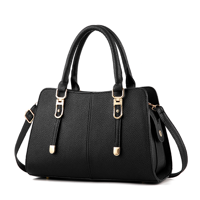 Brand Beautiful Lady Single Shoulder Bag Embossed Casual Handbag Fashion Pu Messenger Bags Women New Trend Vintage Gift In Top Handle From