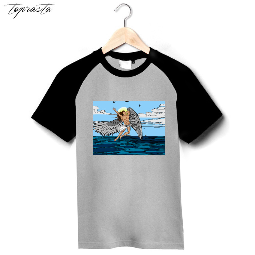Led Zeppelin Swan Song Rock fashion t shirt men womens top tee item NO-RSHSSDX299