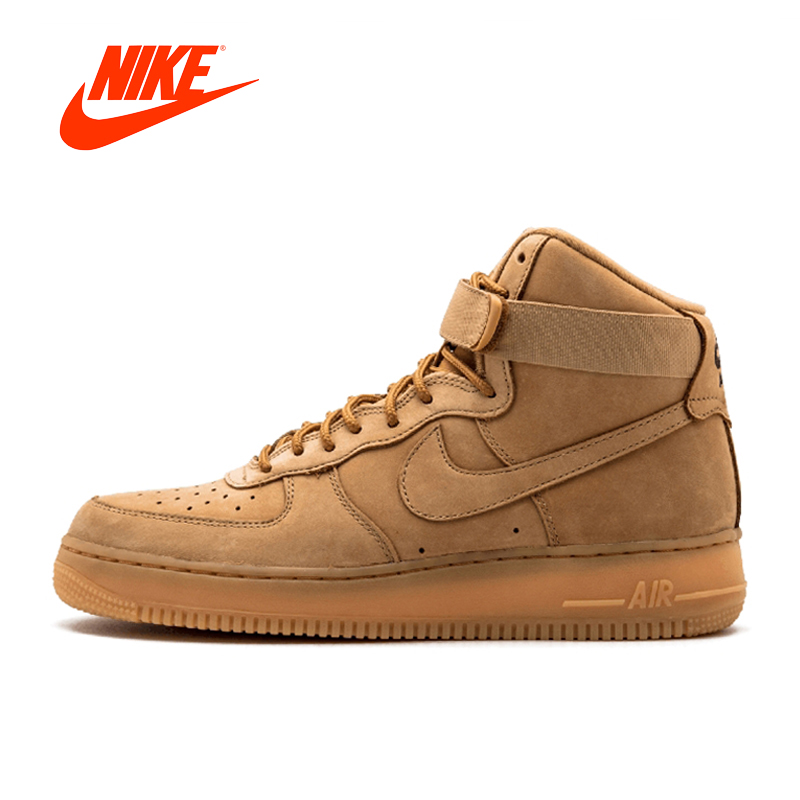 Original New Arrival Authentic Nike Air Force 1 Mens Skateboarding Shoes Sneakers Comfortable Breathable 882096-200 nike original new arrival mens skateboarding shoes breathable comfortable for men 902807 001