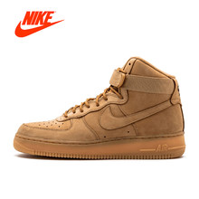 6175307c10ef Original New Arrival Authentic Nike Air Force 1 Mens Skateboarding Shoes  Sneakers Comfortable Breathable 882096-