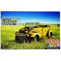HERO 35002  1/35 Scale German PKW Typ k1 Kubelwagen Type 82 Plastic Model Building Kit