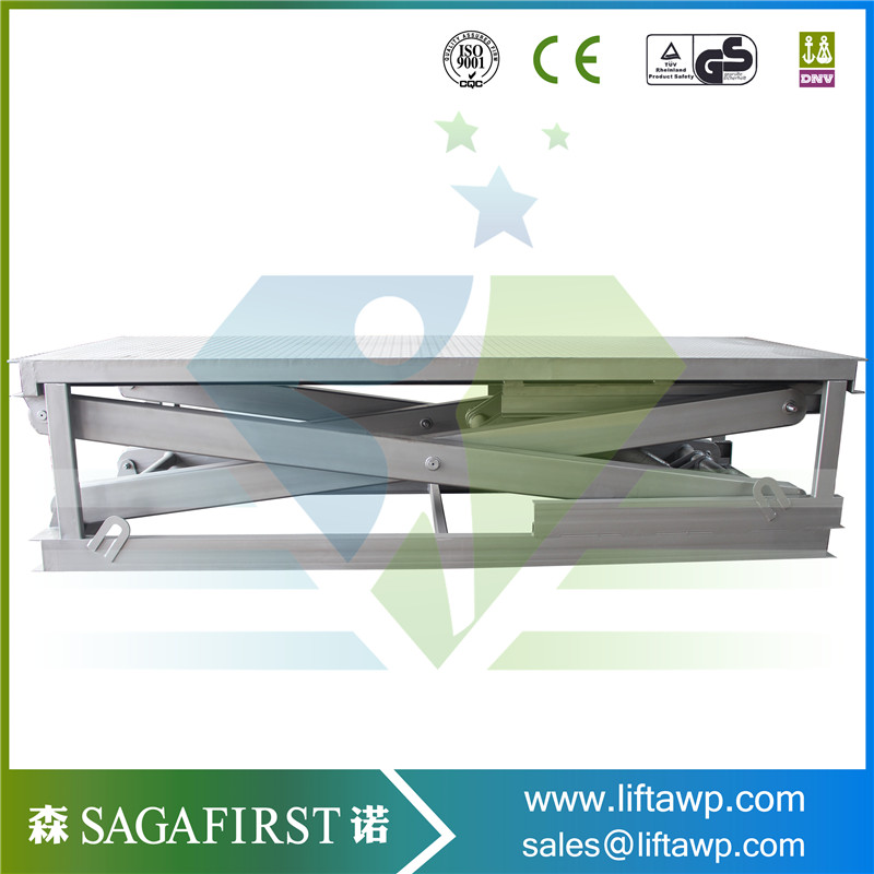 Static Best Quality Hydraulic Mini Scissor Lift Table/working Platform