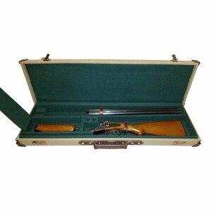 Image 4 - Tourbon Tactical Universal Gun Case Bag Slip Hunting Gun Storage Rifle Shotgun Carrier with Lock Gun Accessories
