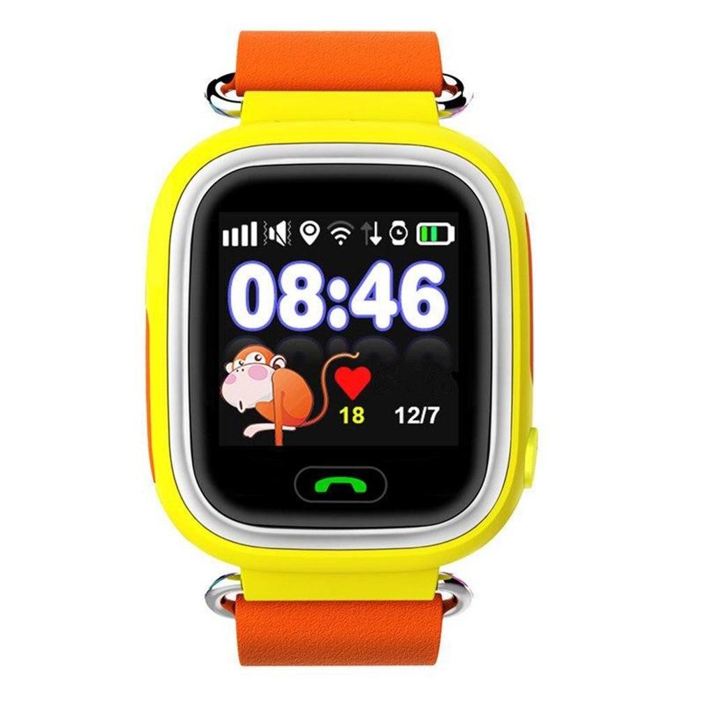 Q18 Smart Uhr 1,44 ''Touch Screen GPRS SOS Anruf GPRS LBS Lage Gerät Anti Verloren Tracker Mode Kinder Uhr