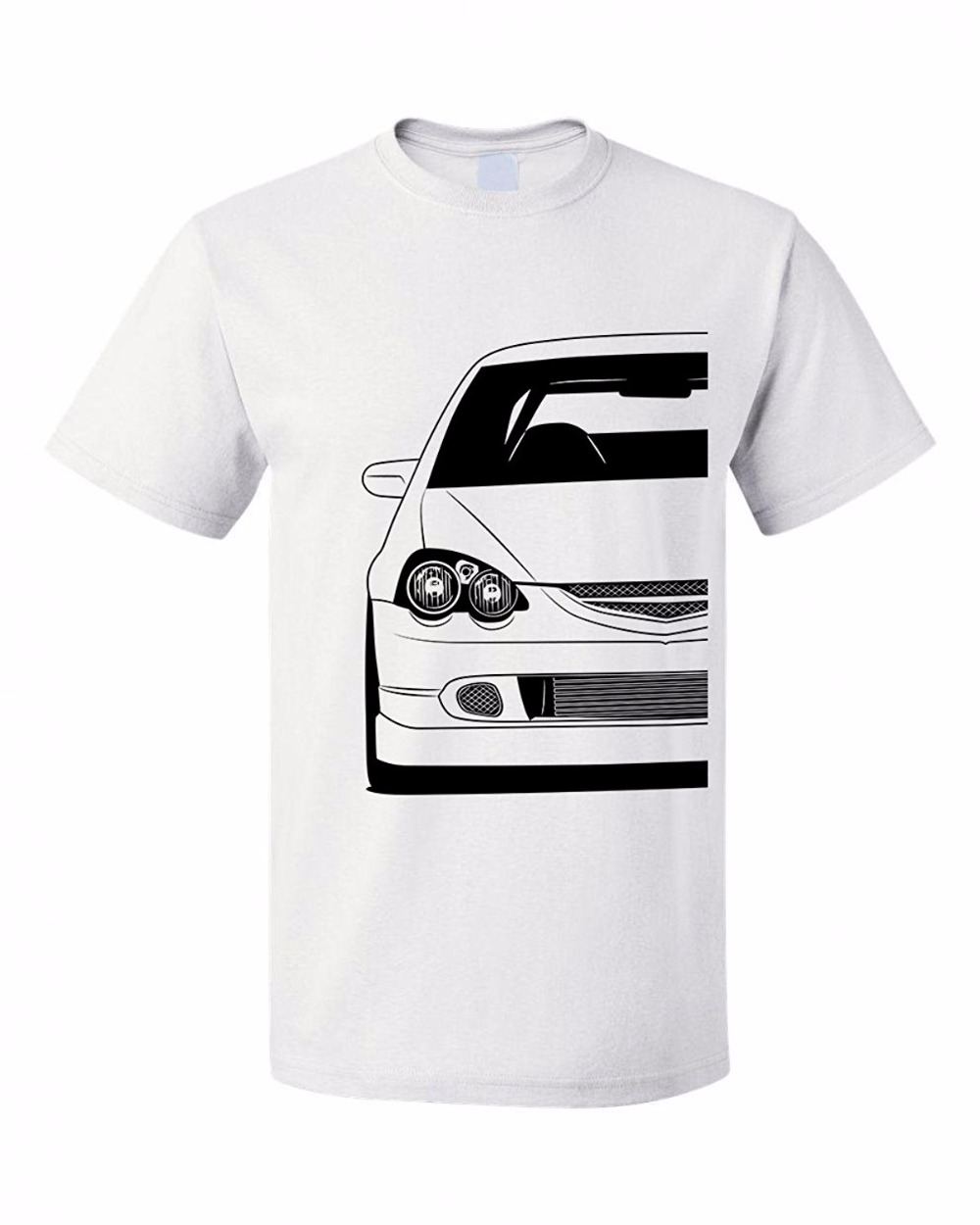 Hot Sale Fashion Acura RSX DC Tshirt Tee Shirtin T - Acura shirt