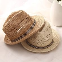 Summer Women Sun Hats Sweet Colorful Tassel Balls men Straw hats Girls Vintage Beach Panama Hats Chapeu Feminino jazz Fedoras