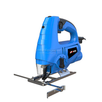 Laser guided Household electric sweep saw woodworking dust free saw DIY cutting machine