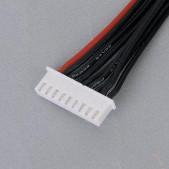 DSHA Nouveau Chaud 10 Pièces JST-XH 8S Lipo Balance Fil Rallonge 30cm