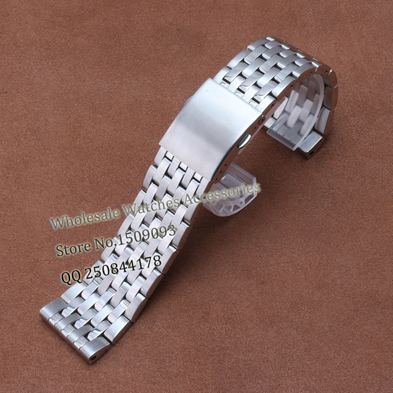 Watchband 24mm 26mm 28mm 30mm Bracelet for brand watches Stainless Steel Watch Strap DZ5121 DRESS WATCH Accessories Promotion 26mm watch strap for hours stainless steel bracelet for wrist watches gd016326