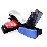 אביזרי רכב השמש לרכב מגן משקפי שמש משקפיים משקפיים קליפ אטב רכב בעל כרטיס אביזרי רכב (2)