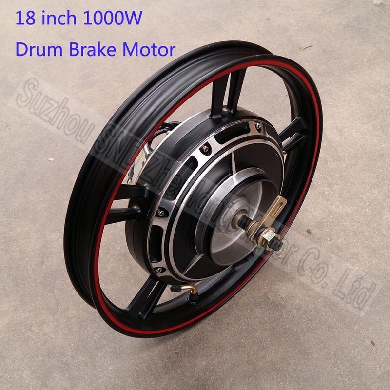 Buy customized 18inch e bike motor 48v60v for High speed brushless dc motor