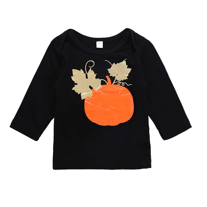 fdc9fefb New Autumn Baby Boys Girls Halloween Clothing Sets Children Spring Long  Sleeve Pumpkin Outfits Baby Shirt+Cartoon Pants 2pc Sets-in Clothing Sets  from ...